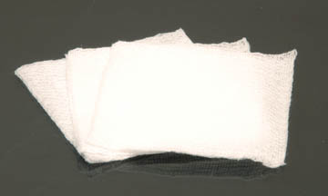 Cotton Gauze 4 x 4